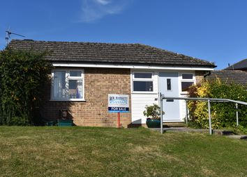 Thumbnail 2 bedroom terraced bungalow for sale in Barnes Close, Sturminster Newton