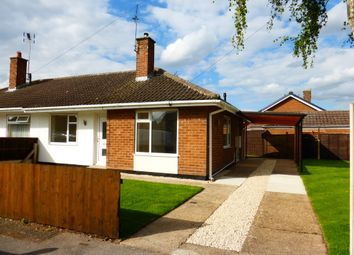 Thumbnail 2 bedroom semi-detached bungalow for sale in Village Way, Farndon, Newark