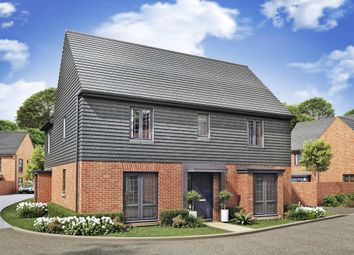"Thumbnail 4 bed detached house for sale in ""Atherton"" at Louisburg Avenue, Bordon"