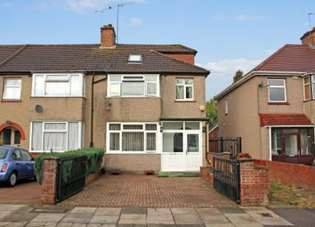 Thumbnail 4 bed end terrace house for sale in Kings Avenue, Greenford