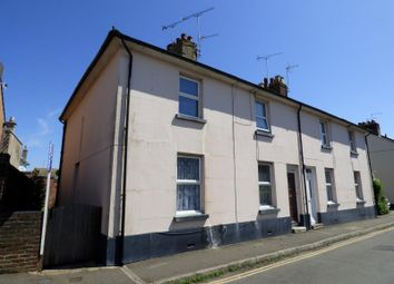Thumbnail 2 bed end terrace house to rent in Albert Road, Littlehampton