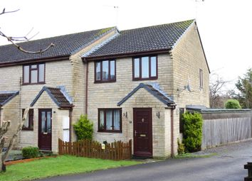 Thumbnail 3 bed end terrace house for sale in The Meadows, Gillingham