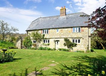 Thumbnail 4 bed cottage for sale in Knighton Shute, Newchurch, Sandown, Isle Of Wight