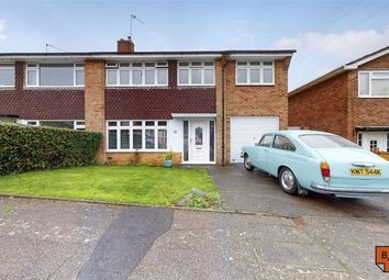 Thumbnail 4 bed semi-detached house for sale in Herondale, Selsdon, South Croydon