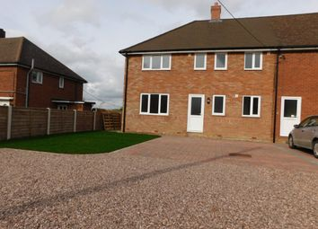 Thumbnail 3 bedroom end terrace house for sale in Pound Lane, Bacton