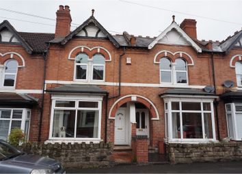 Thumbnail 4 bed terraced house for sale in Victoria Street, Warwick