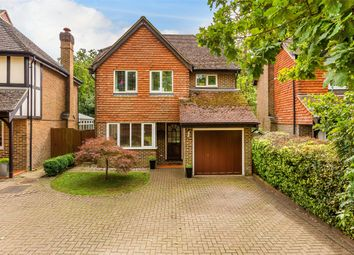 Thumbnail 4 bed detached house for sale in Harwood Park, Redhill, Surrey