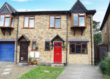 Thumbnail 3 bed end terrace house for sale in School Road, Hampton Hill, Hampton