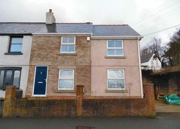 Thumbnail 3 bed semi-detached house for sale in Carmel Road, Carmel, Flintshire