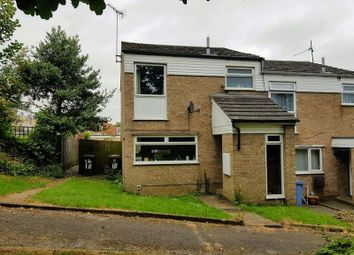 Thumbnail 3 bed end terrace house for sale in Blyth Close, Ipswich