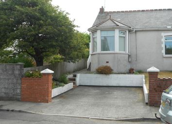 Thumbnail 3 bed bungalow to rent in Mackworth Road, Porthcawl