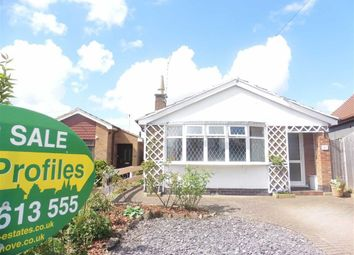 Thumbnail 3 bed detached bungalow for sale in Freemans Lane, Burbage, Hinckley