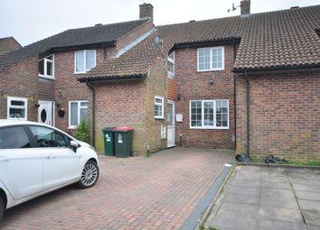 Thumbnail 3 bed terraced house to rent in Bunyan Close, Bewbush, Crawley