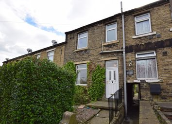 1 bed terraced house for sale in Halifax Old Road, Huddersfield HD1