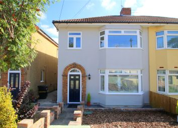 Thumbnail 3 bedroom semi-detached house to rent in Ridgeway Lane, Whitchurch, Bristol