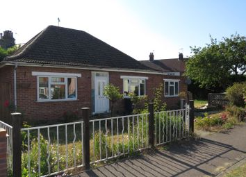 Thumbnail 3 bed bungalow for sale in The Avenue, Pakefield, Lowestoft, Suffolk
