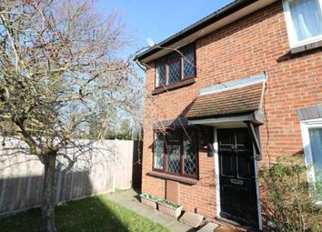 Thumbnail 2 bedroom end terrace house for sale in Windermere Close, Egham