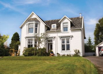 Thumbnail 5 bed detached house for sale in Montrose Street East, Helensburgh, Argyll & Bute
