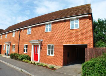Thumbnail 3 bedroom semi-detached house for sale in Hadrians Walk, North Hykeham, Lincoln