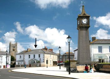 Thumbnail 3 bed flat for sale in Bank Square, St Just, Cornwall.