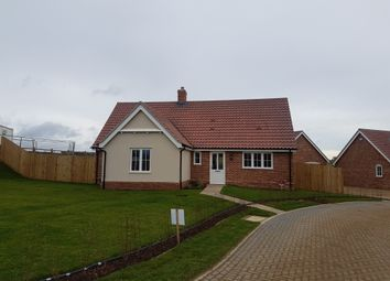 Thumbnail 2 bedroom bungalow for sale in Earl's Meadow, The Street, Easton, Suffolk