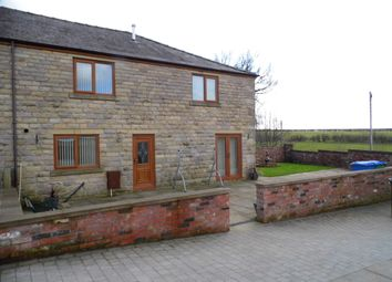 Thumbnail 4 bed barn conversion to rent in Moss Hall Road, Heywood, Lancashire