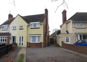 Thumbnail 3 bed property to rent in Croyland Road, Peterborough