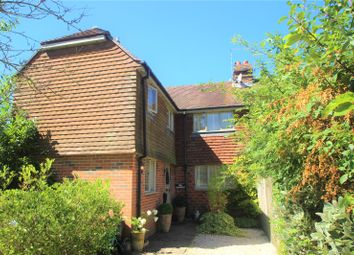 Thumbnail 2 bed semi-detached house for sale in Truggers Lane, Chiddingstone Hoath, Edenbridge