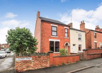 Thumbnail 3 bed semi-detached house for sale in Outram Street, Ripley