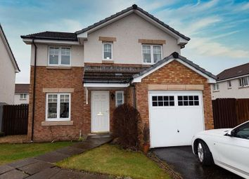 Thumbnail 4 bed detached house for sale in Grainger Way, Motherwell