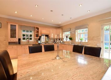 Thumbnail 5 bed detached house for sale in Park Hill, Loughton, Essex