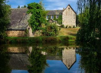 Thumbnail 4 bed country house for sale in Le-Ribay, Mayenne, France