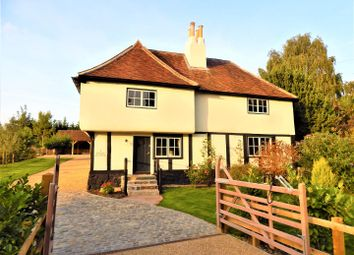 Thumbnail 3 bed detached house for sale in Ashford Road, Weavering, Maidstone