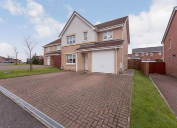 Thumbnail 4 bed detached house for sale in Forrestburn Road, Coatbridge, North Lanarkshire