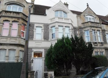 Thumbnail 1 bed flat to rent in Milburn Road, Weston-Super-Mare