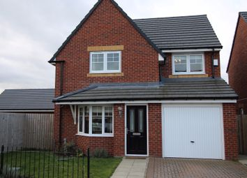 Thumbnail 3 bed detached house for sale in St Hildas Place, Blaydon-On-Tyne