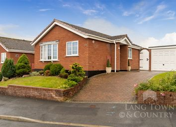 Thumbnail 2 bed detached bungalow for sale in Portway Close, Elburton, Plymouth