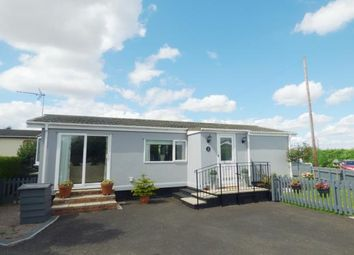 Thumbnail 2 bed mobile/park home for sale in Great Bricett, Ipswich, Suffolk