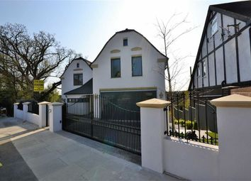 Thumbnail 5 bedroom detached house for sale in Bush Hill, Winchmore Hill, London