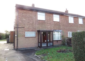 Thumbnail 3 bed semi-detached house for sale in Copes Way, Chaddesden, Derby