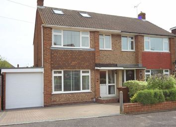 Thumbnail 3 bed semi-detached house for sale in Windermere Drive, Gillingham