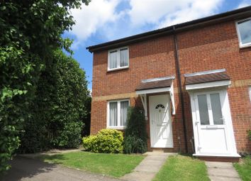 Thumbnail 2 bedroom end terrace house for sale in Tennyson Avenue, Biggleswade