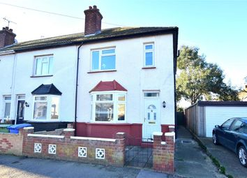 Thumbnail 3 bed end terrace house for sale in Carlton Avenue, Sheerness, Kent
