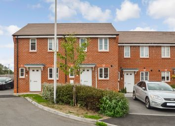 Thumbnail 2 bed terraced house for sale in Voyage Road, Butterfield Gardens, Rugby