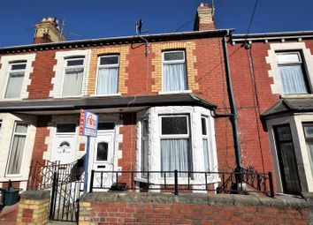 Thumbnail 3 bed terraced house to rent in Guthrie Street, Barry