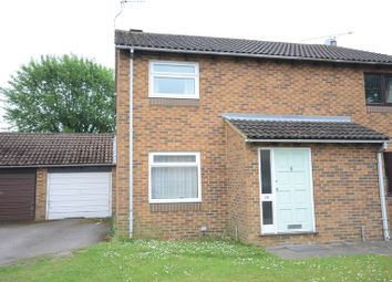 Thumbnail 2 bedroom end terrace house to rent in Harrington Close, Lower Earley, Reading