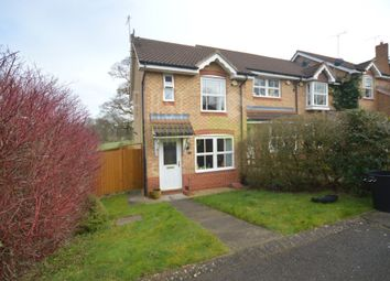 Thumbnail 2 bed semi-detached house to rent in Hornbeam Close, Oadby