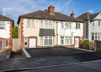 Thumbnail 3 bed semi-detached house for sale in Trotters Lane, West Bromwich