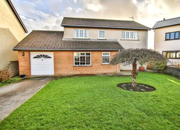 Thumbnail 4 bed detached house for sale in Ramsey Close, Nottage, Porthcawl