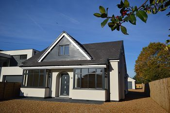 Thumbnail 4 bed detached house for sale in Somerville, 9 Offley Road, Sandbach